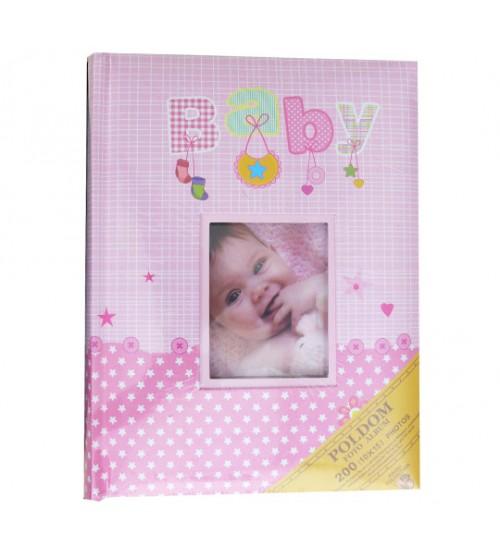 Бебешки Фотоалбум за 300 Снимки - Ammy