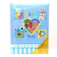Фотоалбум за 200 Снимки - Baby Boy & Baby Girl