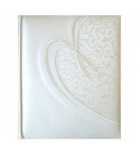 Луксозен сватбен фотоалбум с пергамент