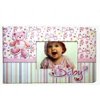 Розов Baby Фото Албум