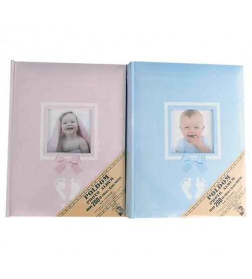 Фотоалбум за 200 Снимки - Бебешки