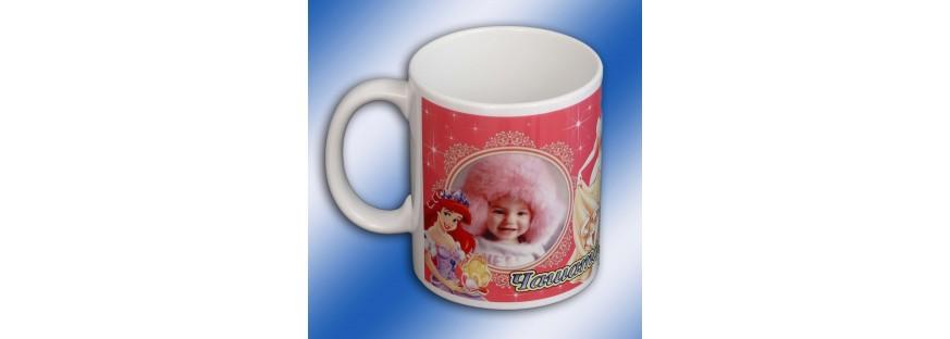 Керамична Чаша Със Снимка