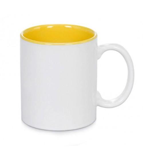 Чаши с Цветнa Вътрешност - 6 Цвята