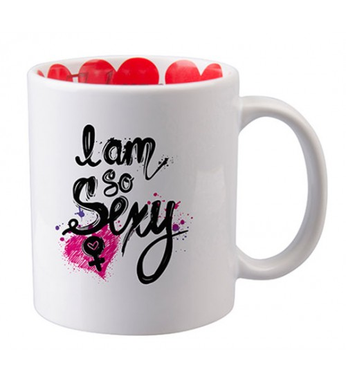 Чаша - I LOVE YOU