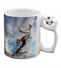 Керамична Чаша - Футбол
