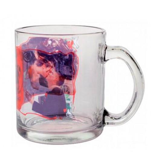 Кристална Чаша със Снимка