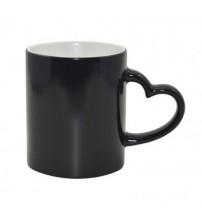Магическа Чаша със Снимка - Сърце