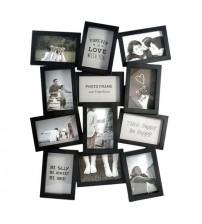 Фото Рамка за 12 Снимки - КОЛАЖ