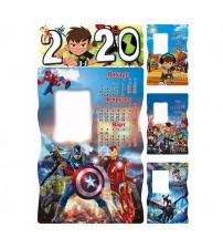 Детски Календар - Капитан Америка
