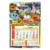 Работен Календар със Снимка - Гъмбол
