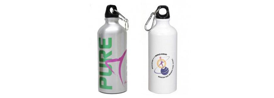 Алуминиеви  бутилки със снимки