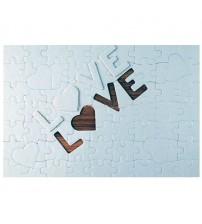 Пъзел със Снимка – LOVE