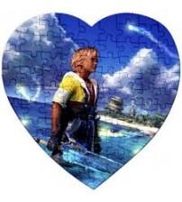Пъзел с Форма на Сърце - 75 части