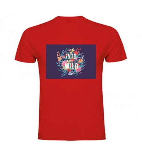 Червена Тениска със Снимка