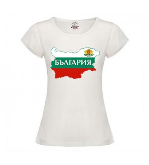 Дамска Тениска - България