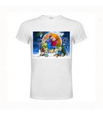 Детска Коледна Тениска със Снимка