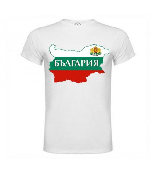 Мъжка Тениска - България
