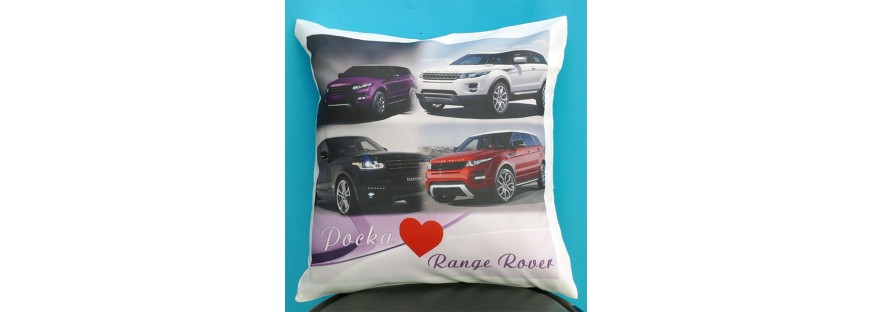 Снимки върху възглавници